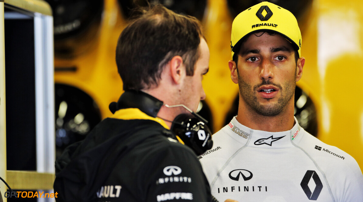 Voormalig adviseur eist 10 miljoen pond van Ricciardo voor contractbreuk
