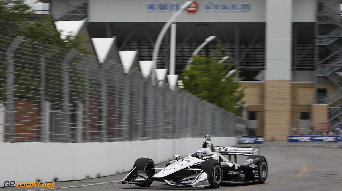 <strong>Qualifying:</strong> Pagenaud beats Dixon and Rosenqvist to Toronto pole