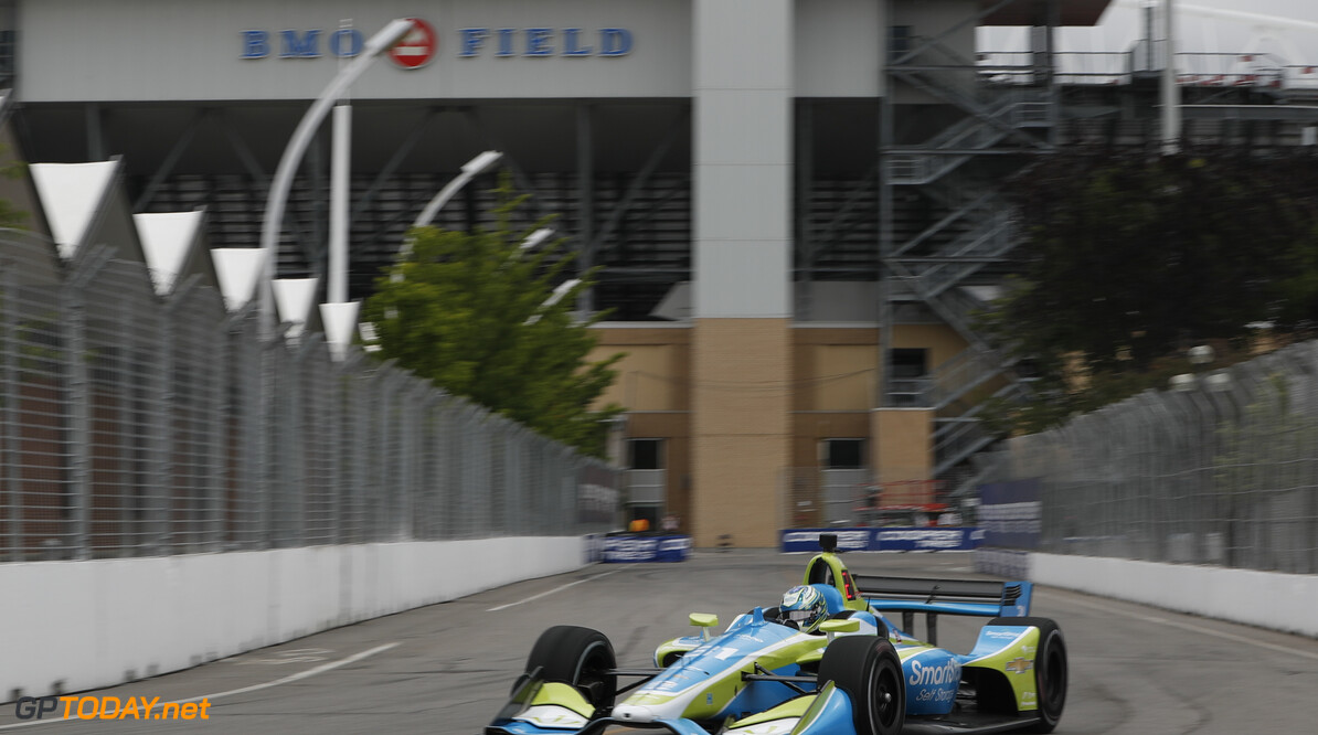 Karam, Daly to race for Carlin at Iowa