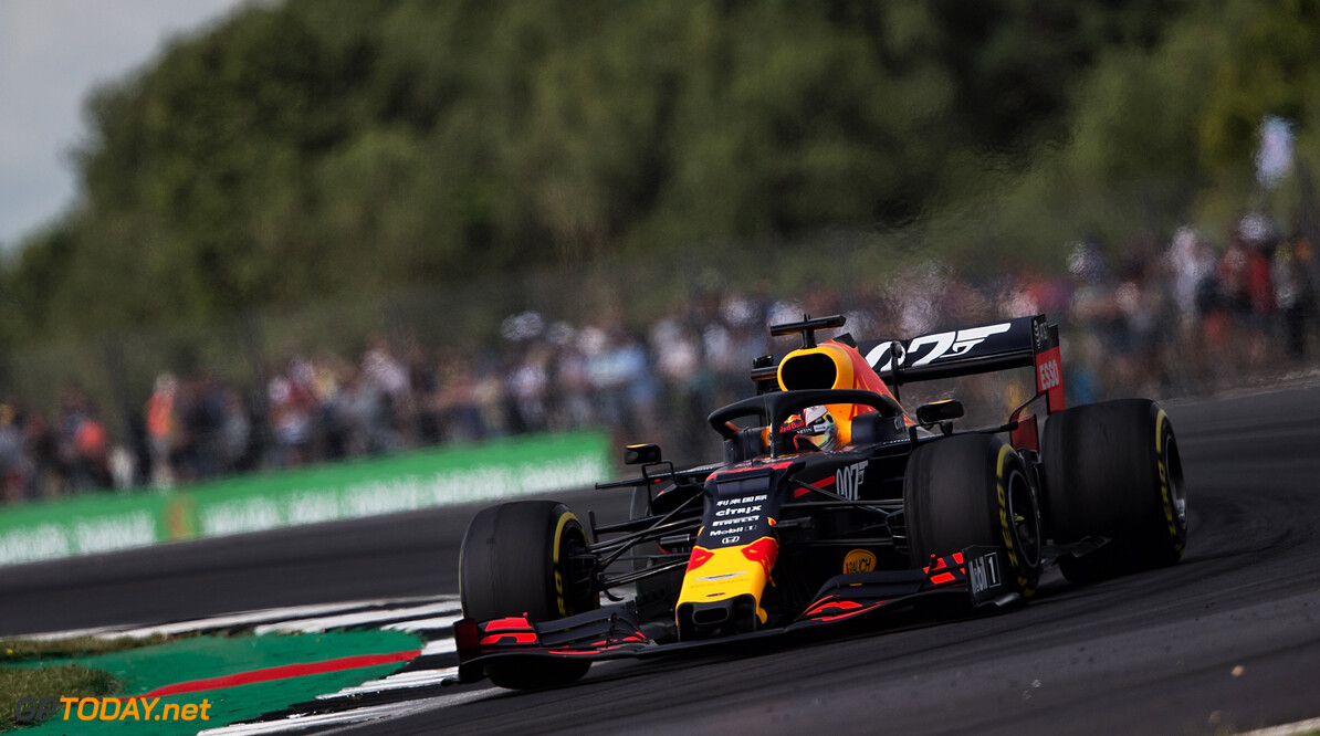 Turbo lag cost a shot at pole position - Verstappen