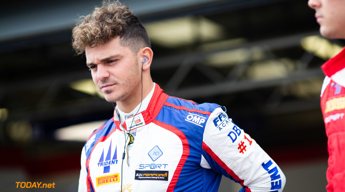 FIA Formula 2 SILVERSTONE, UNITED KINGDOM - JULY 12: Dorian Boccolacci (FRA, CAMPOS RACING) during the Silverstone at Silverstone on July 12, 2019 in Silverstone, United Kingdom. (Photo by Joe Portlock / LAT Images / FIA F2 Championship) FIA Formula 2 Joe Portlock  United Kingdom  FIA Formula 2