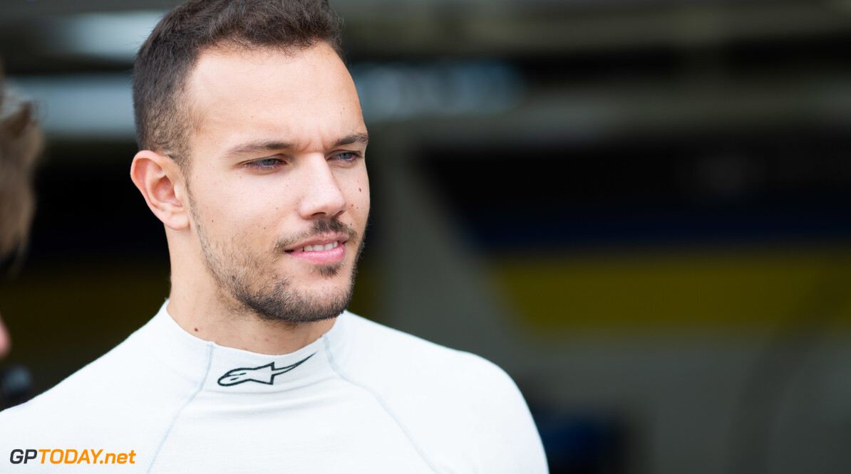 FIA Formula 2 SILVERSTONE, UNITED KINGDOM - JULY 12: Luca Ghiotto (ITA, UNI VIRTUOSI) during the Silverstone at Silverstone on July 12, 2019 in Silverstone, United Kingdom. (Photo by Joe Portlock / LAT Images / FIA F2 Championship) FIA Formula 2 Joe Portlock  United Kingdom  FIA Formula 2