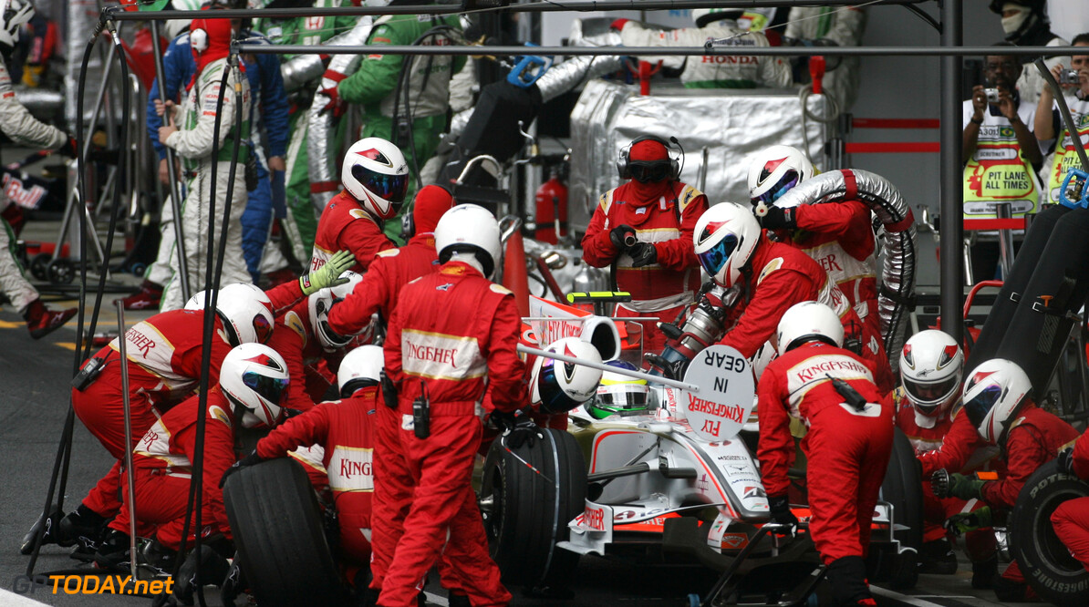 F1 should consider reintroducing refuelling - Todt