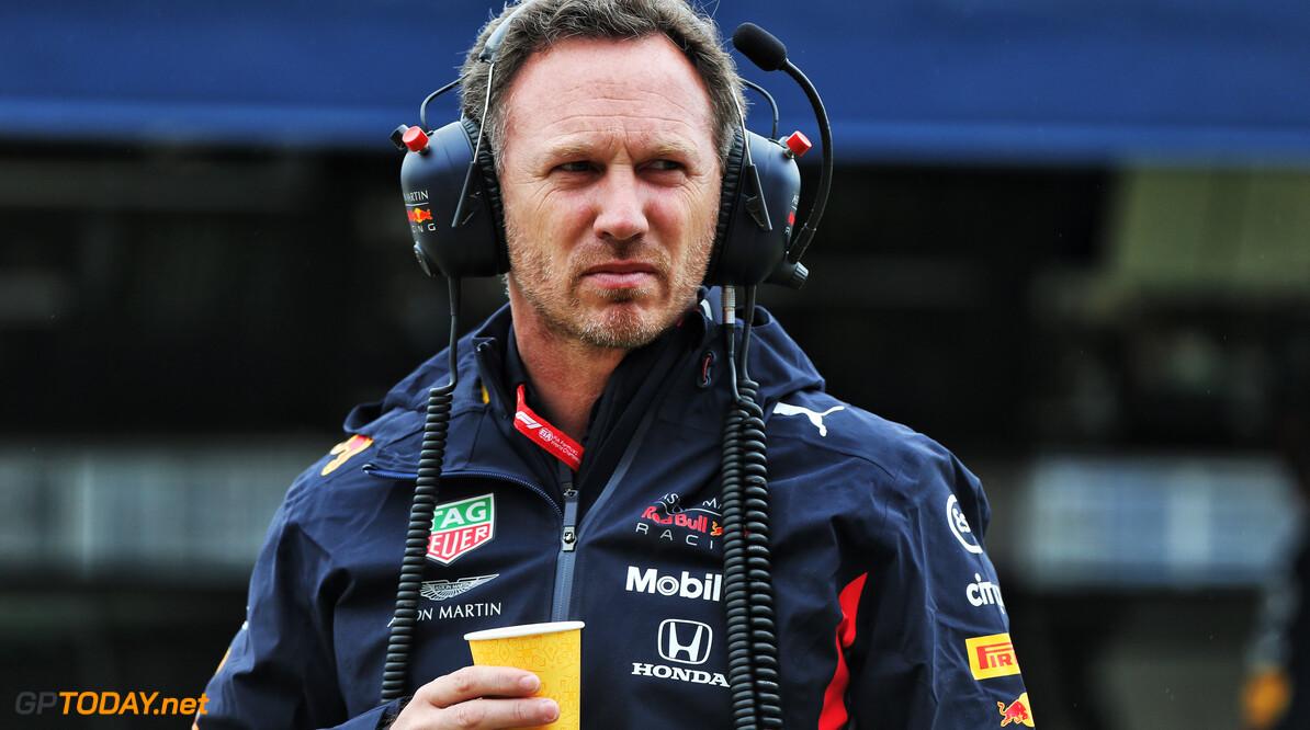 """Christian Horner: """"Enorm frustrerend, Max Verstappen had tweede kunnen finishen"""""""