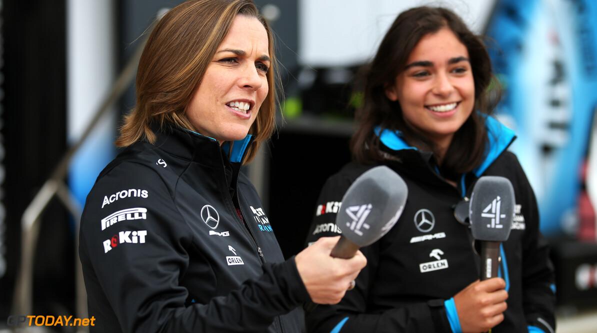 Williams ziet eindelijk 'punten van progressie' tijdens moeizaam seizoen 2019