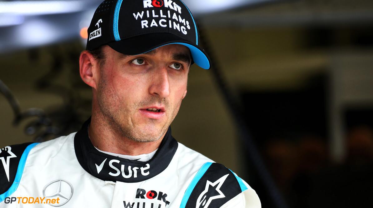 Kubica weet dat Williams tijd nodig heeft om veranderingen te realiseren