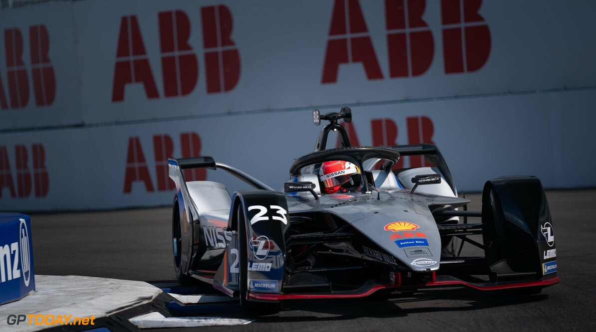 <strong>New York ePrix Race 1:</strong> Buemi wins, last lap crash makes Vergne wait