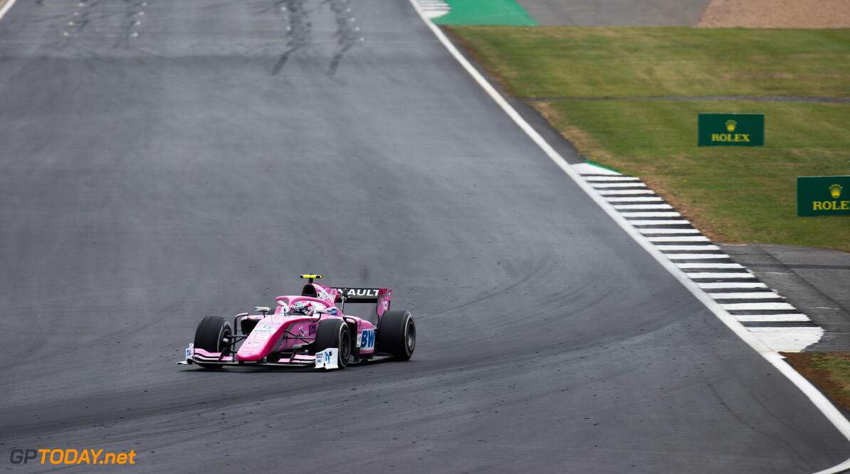 FIA Formula 2 SILVERSTONE, UNITED KINGDOM - JULY 13: Anthoine Hubert (FRA, BWT ARDEN) during the Silverstone at Silverstone on July 13, 2019 in Silverstone, United Kingdom. (Photo by Joe Portlock / LAT Images / FIA F2 Championship) FIA Formula 2 Joe Portlock  United Kingdom  FIA Formula 2