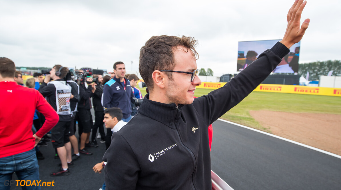 FIA Formula 2 SILVERSTONE, UNITED KINGDOM - JULY 13: Anthoine Hubert (FRA, BWT ARDEN) during the Silverstone at Silverstone on July 13, 2019 in Silverstone, United Kingdom. (Photo by Colin McMaster) FIA Formula 2 Colin McMaster  United Kingdom  Action