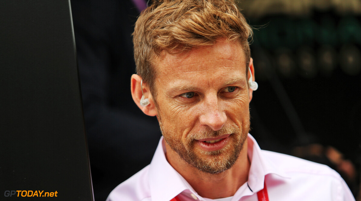 Button returns to McLaren for Melbourne's Virtual Grand Prix