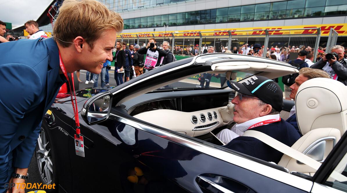 Nico Rosberg bedankt voor de eer om de 'volgende Toto Wolff' te worden