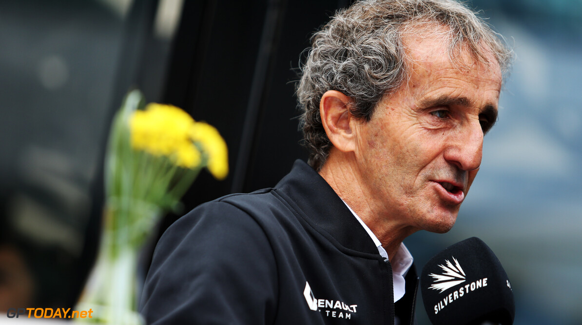 Alain Prost appointed director of Renault F1 team's parent company