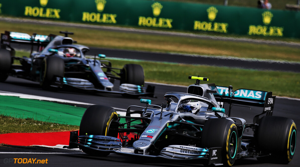 Bottas vows to keep fighting after poor Silverstone luck