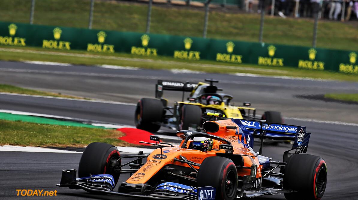 Norris seeking help from Verstappen on partnership with Ricciardo at McLaren