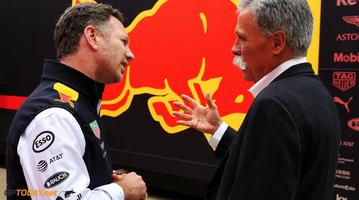 Red Bull Racing boekt winst van één miljoen euro in 2018