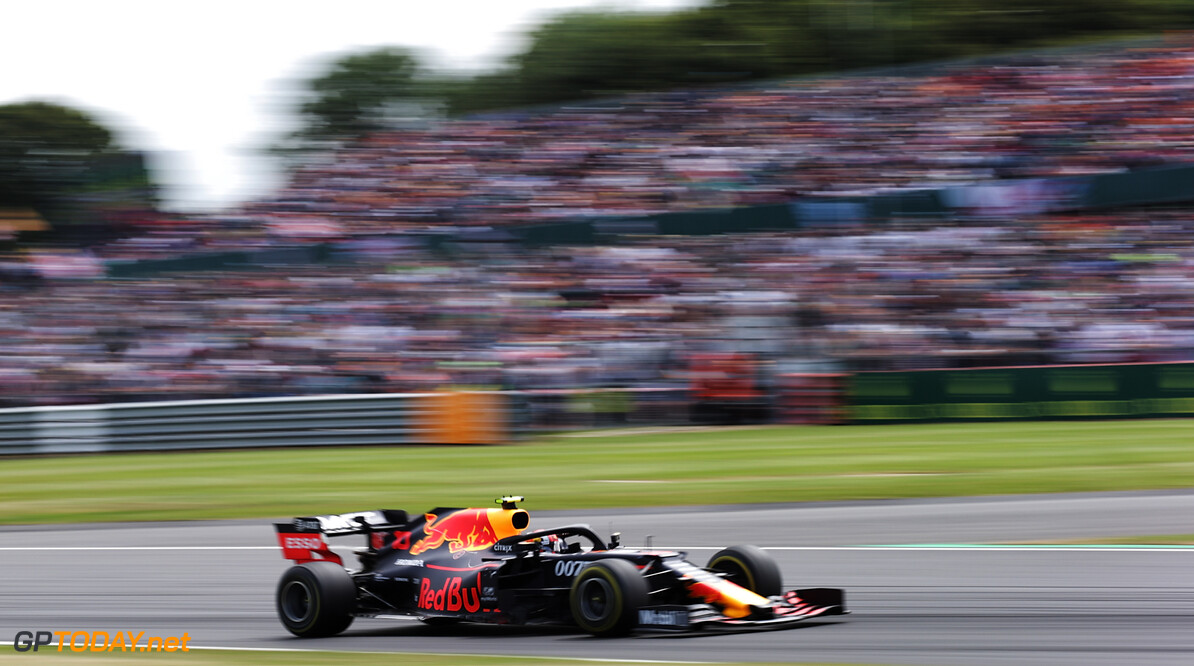 Horner hails Gasly after strong finish at Silverstone