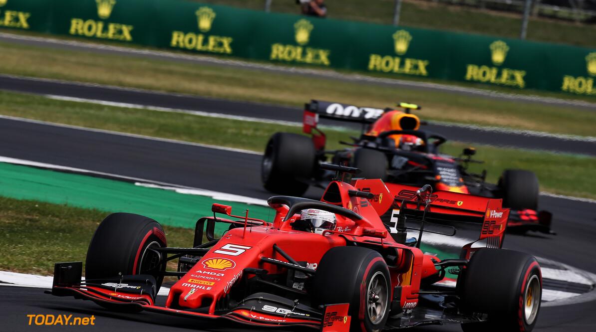 Vettel receives two penalty points for Verstappen clash