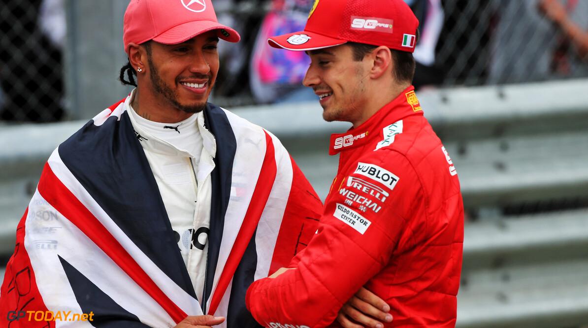 Charles Leclerc bewondert mentale kracht Lewis Hamilton