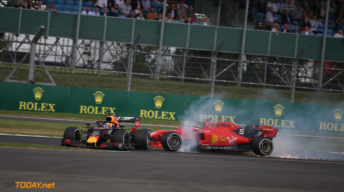 <b>Overzicht</b>: Verzamelde strafpunten per coureur na Britse Grand Prix 2019