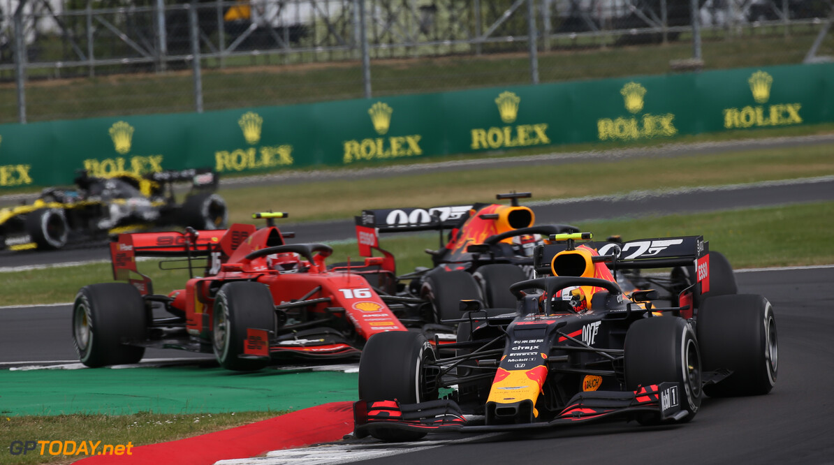 Red Bull encouraged by Silverstone pace