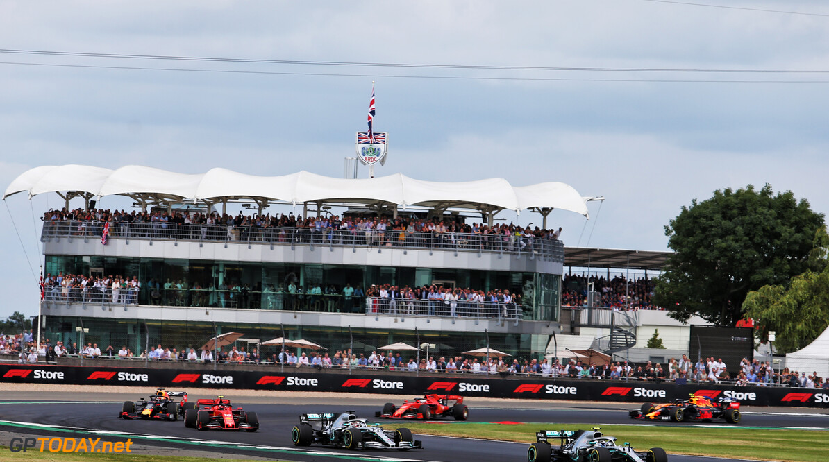Silverstone organisers 'very engouraged' by recent talks to resume UK sport