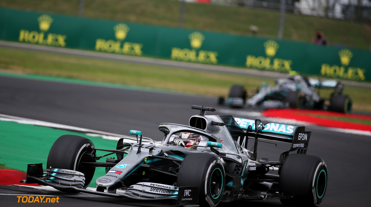 Mercedes to run commemorative livery at German GP