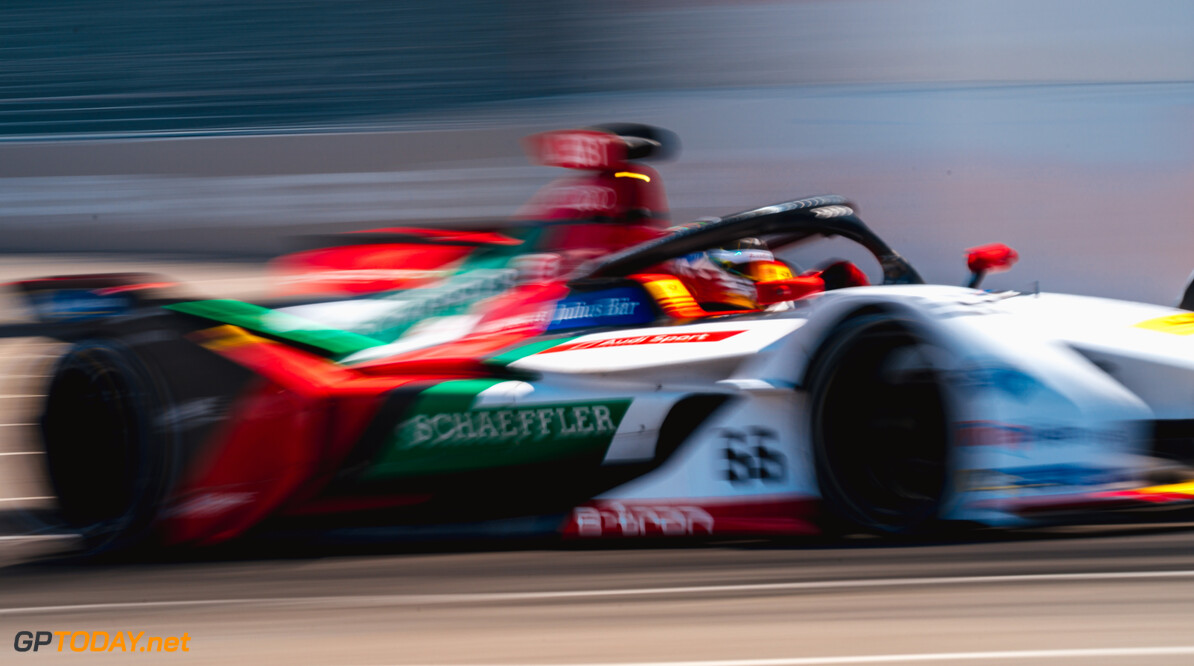 2019 New York City E-prix II BROOKLYN STREET CIRCUIT, UNITED STATES OF AMERICA - JULY 14: Daniel Abt (DEU), Audi Sport ABT Schaeffler, Audi e-tron FE05 during the New York City E-prix II at Brooklyn Street Circuit on July 14, 2019 in Brooklyn Street Circuit, United States of America. (Photo by LAT Images) 2019 New York City E-prix II Dan Bathie  United States of America  action electric FE open wheel