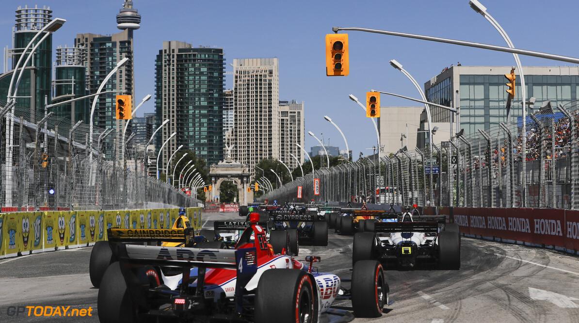 IndyCar stapt per 2022 over op hybride krachtbronnen