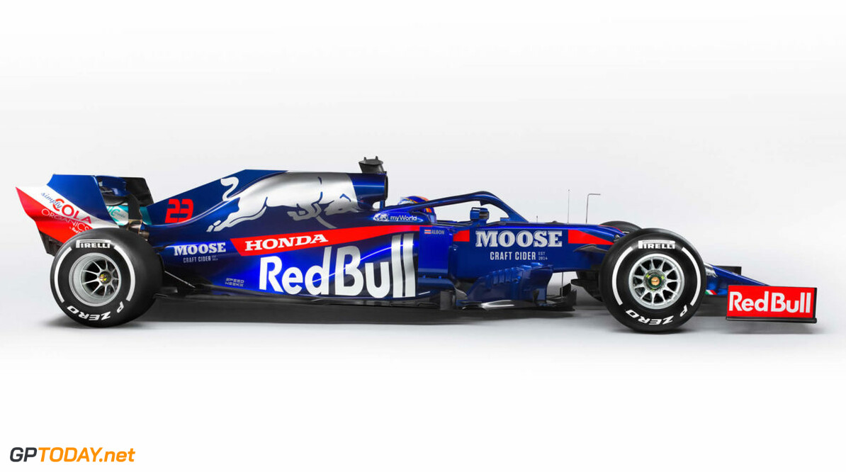 Toro Rosso signs partnership deal with Moose Craft Cider