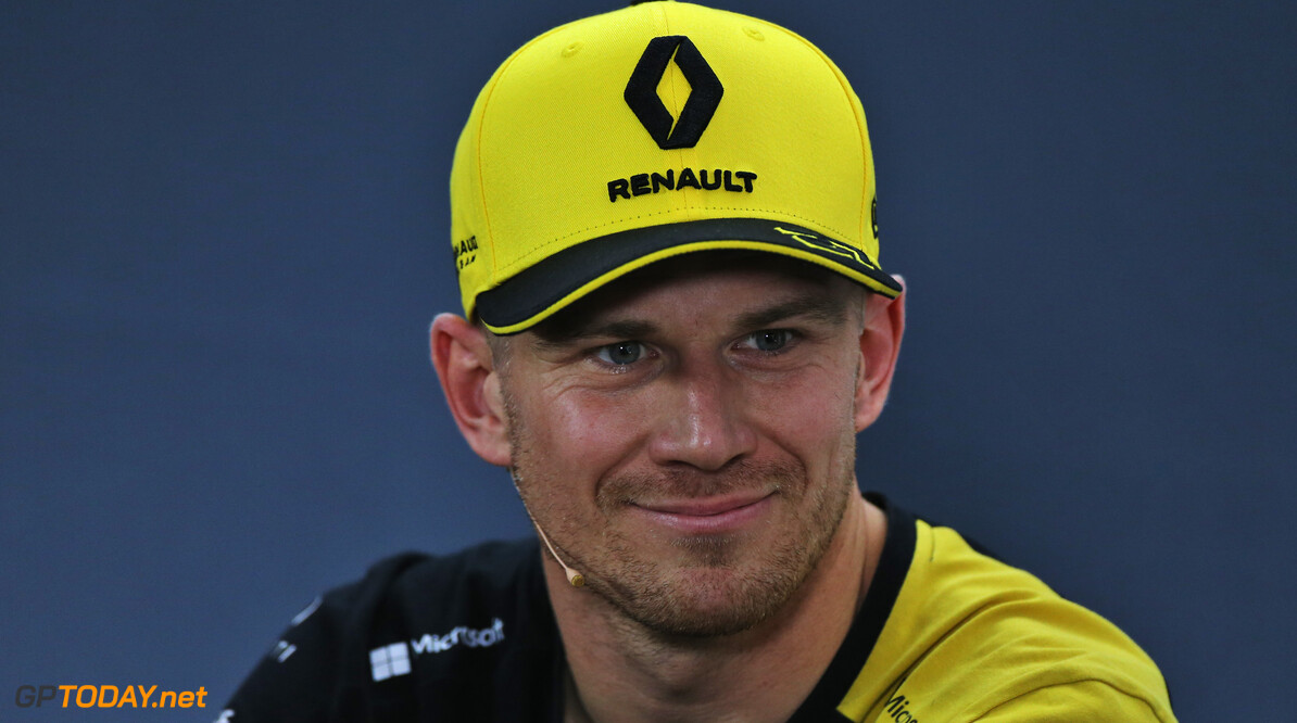 Hulkenberg: Quite likely I'll remain at Renault in 2020