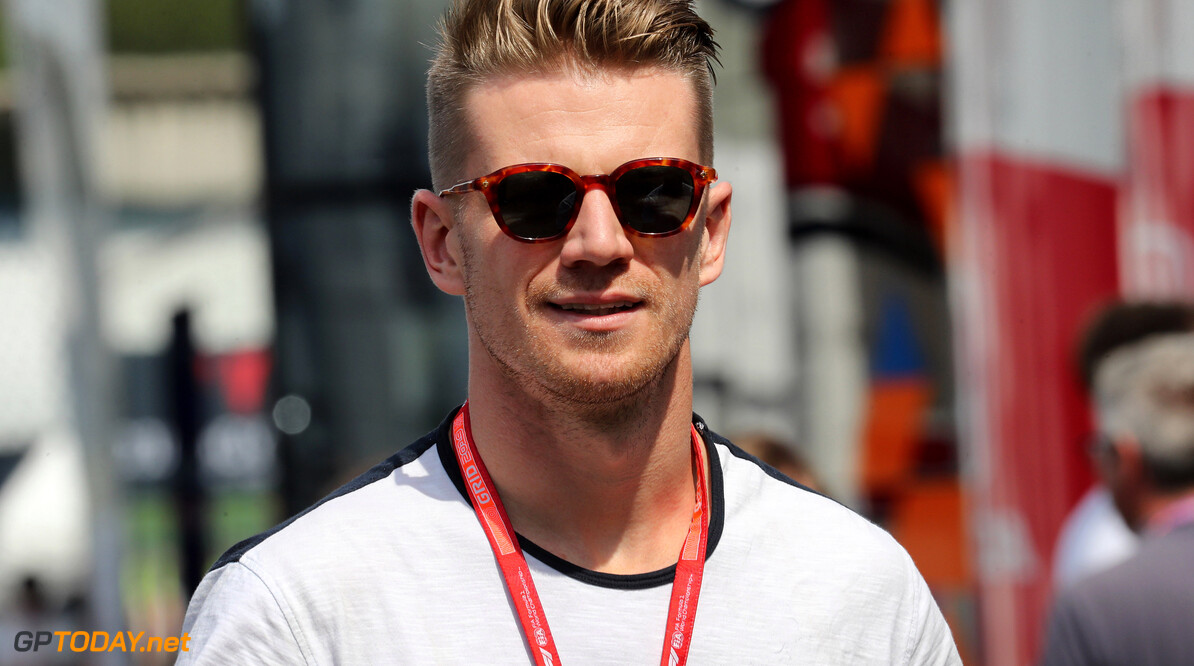 Hulkenberg makes F1 return, replaces Perez at Silverstone