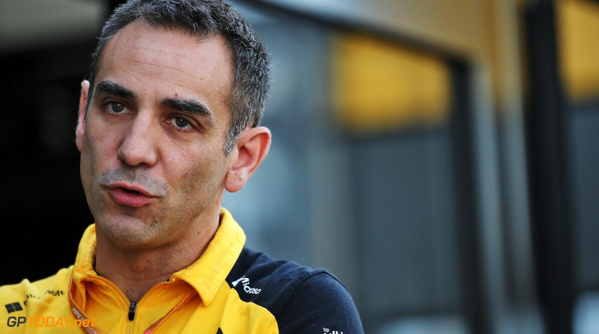 Abiteboul vindt vragen over toekomst van Renault vermoeiend