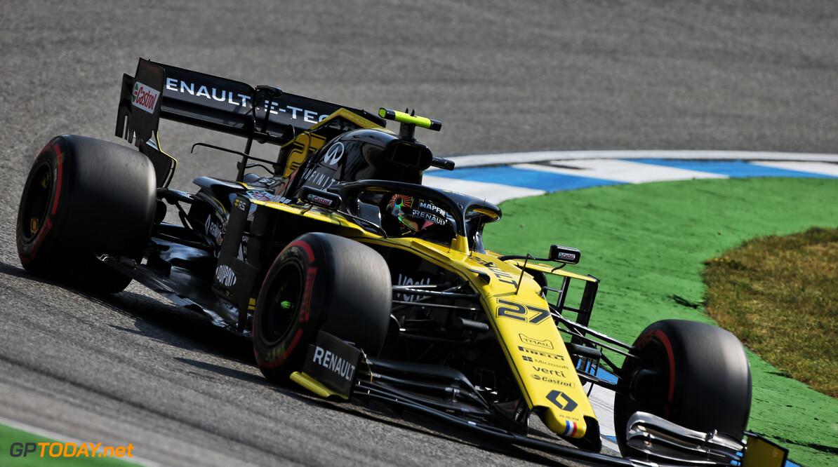 Renault start in oktober met tests voor 18 inch banden voor 2021