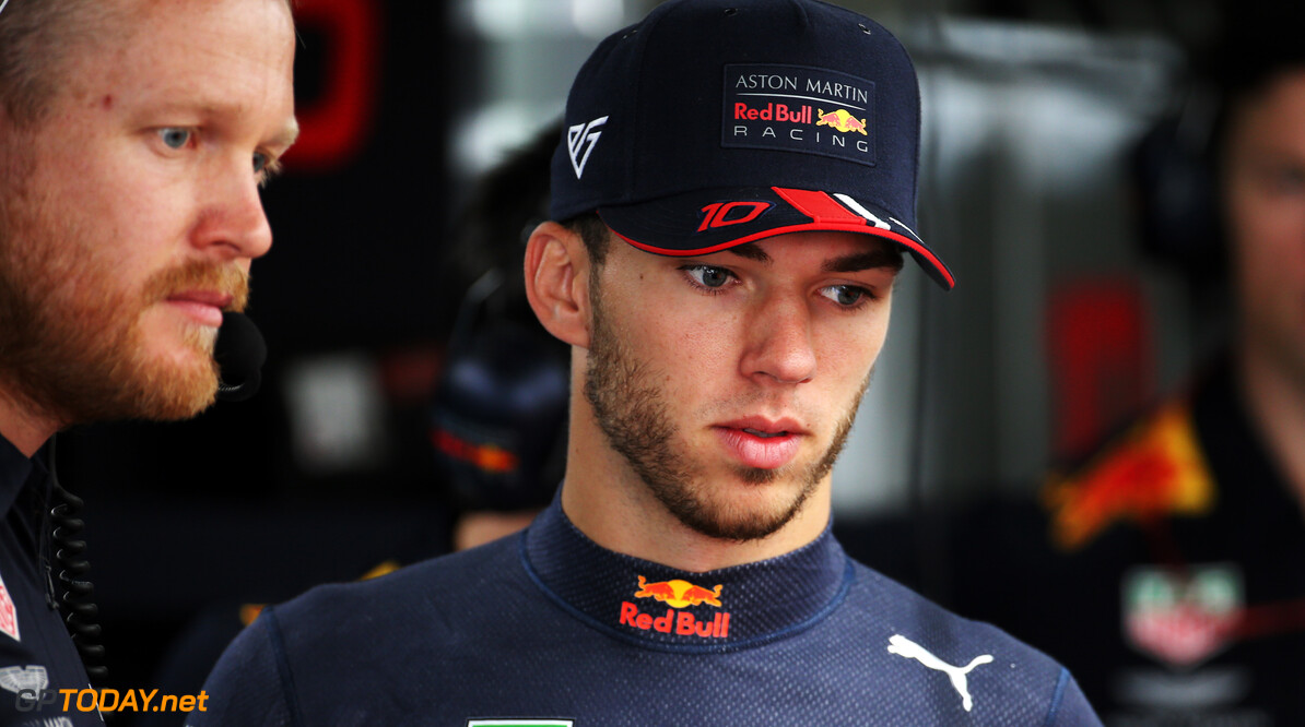 Red Bull stint almost cost me my career - Gasly