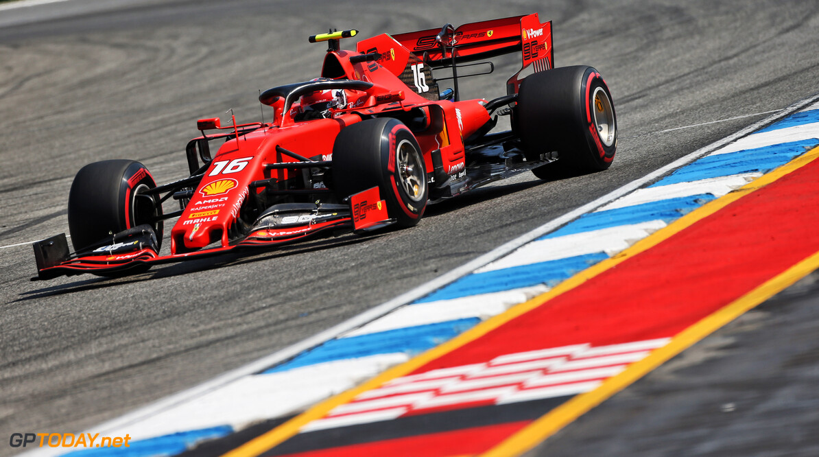 <strong>FP2:</strong> Leclerc on top as Ferrari stays ahead, Gasly crashes