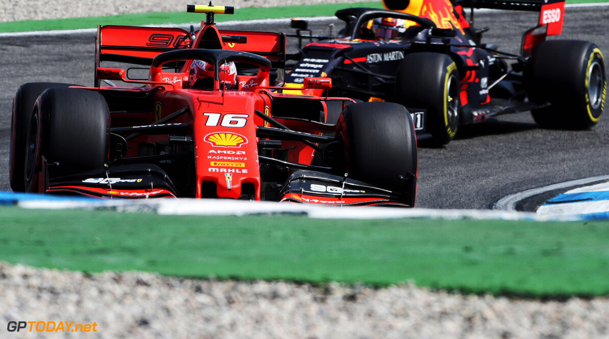 <strong>FP3:</strong> Leclerc leads Verstappen as Mercedes struggles