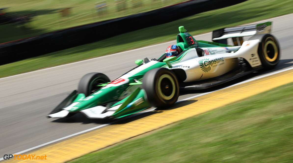 <strong>FP2:</strong> Herta fastest as Newgarden crashes out