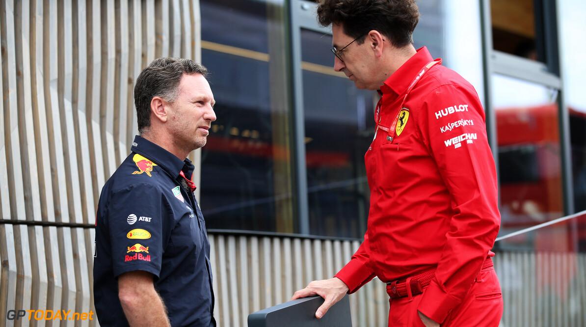 'Ferrari dreigde met gerechtelijke stappen tegen Red Bull na beschuldigingen'