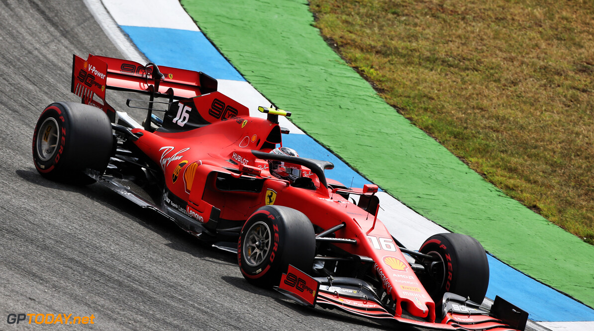 Leclerc vows to be 'very aggressive' during opening laps