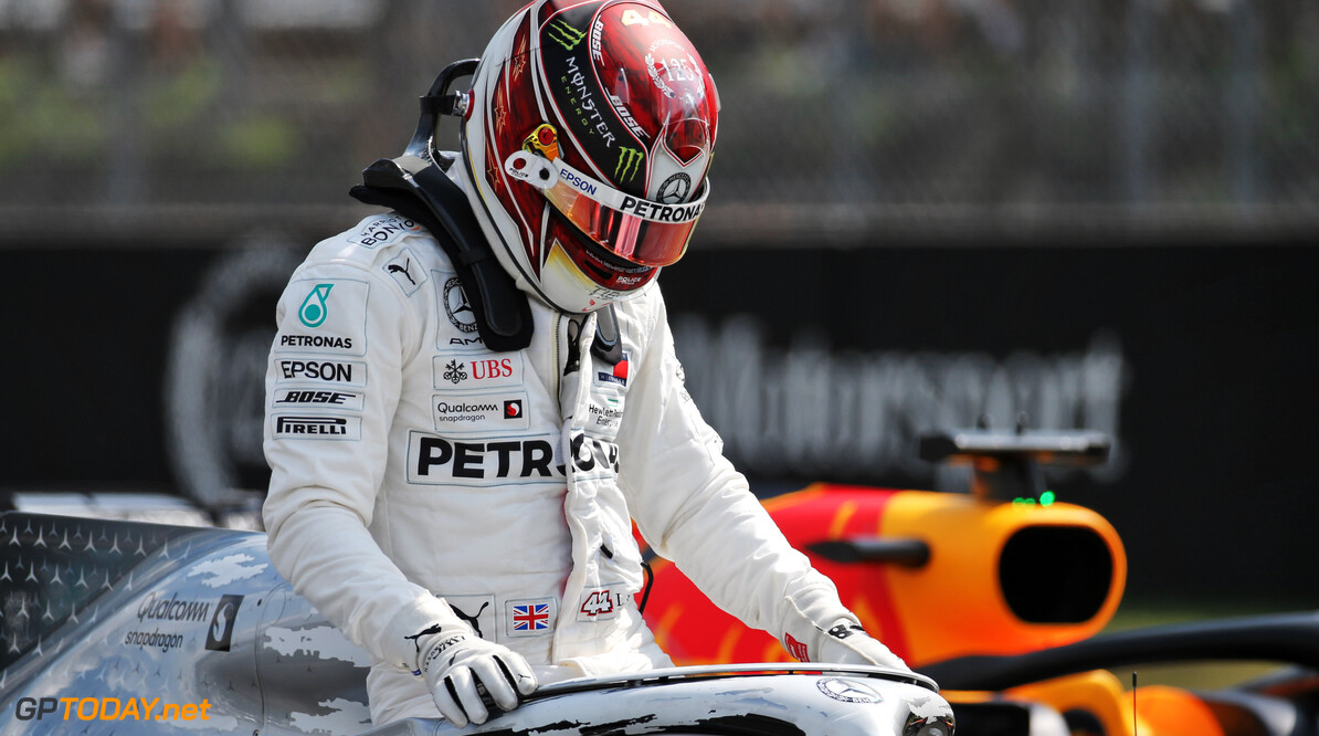 Mercedes was prepared to replace Hamilton for qualifying
