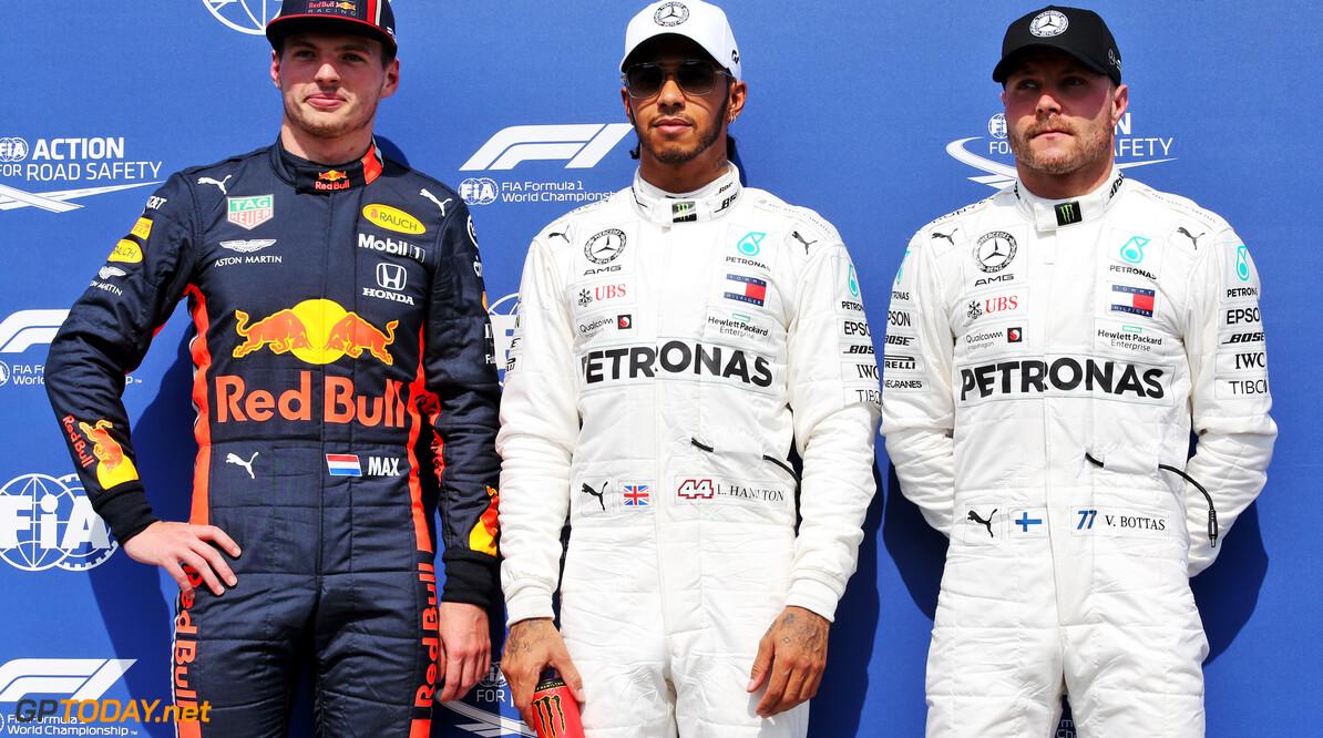 """Hamilton: """"Kans om mezelf te bewijzen als Verstappen naar Mercedes komt"""""""