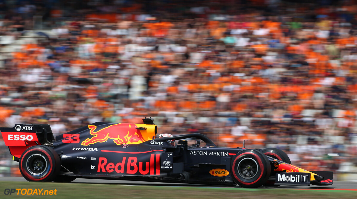 Formula One World Championship Max Verstappen (NLD), Red Bull Racing  27.07.2019. Formula 1 World Championship, Rd 11, German Grand Prix, Hockenheim, Germany, Qualifying Day. - www.xpbimages.com, EMail: requests@xpbimages.com - copy of publication required for printed pictures. Every used picture is fee-liable. (C) Copyright: Charniaux / XPB Images Motor Racing - Formula One World Championship - German Grand Prix - Qualifying Day - Hockenheim, Germany XPB Images Hockenheim Germany  Formel1 Formel F1 Formula 1 Formula1 GP Grand Prix one Circuit July German Germany Hockenheim Hockenheimring Saturday 27 07 7 2019 Qualifying Action Track
