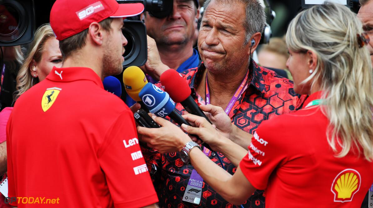 """Vettel door turboprobleem klaar na Q1: """"Dit is erg pijnlijk"""""""