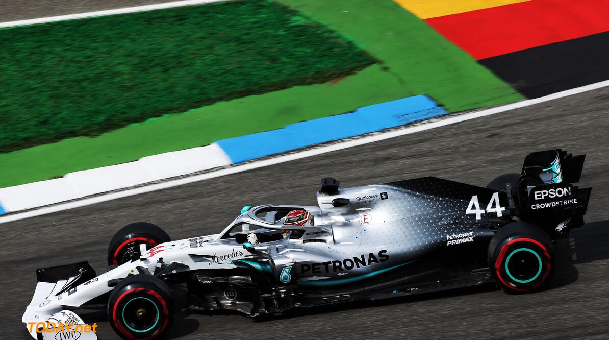 """Lewis Hamilton: """"Dit was mijn slechtste dag in een hele lange tijd"""""""