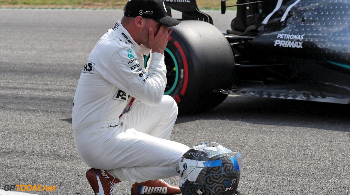 Valtteri Bottas heeft 'plan B' als hij geen nieuw contract krijgt bij Mercedes