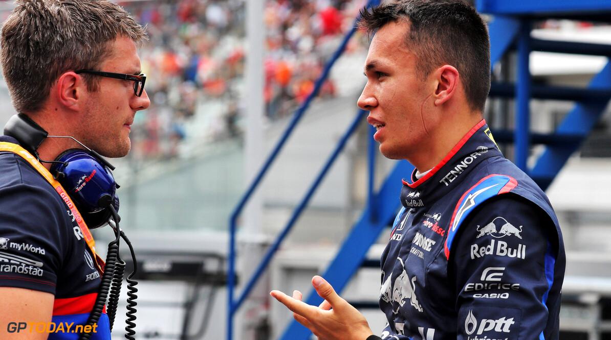 <b>BREAKING</b>: Albon per direct vervanger van Gasly bij Red Bull Racing