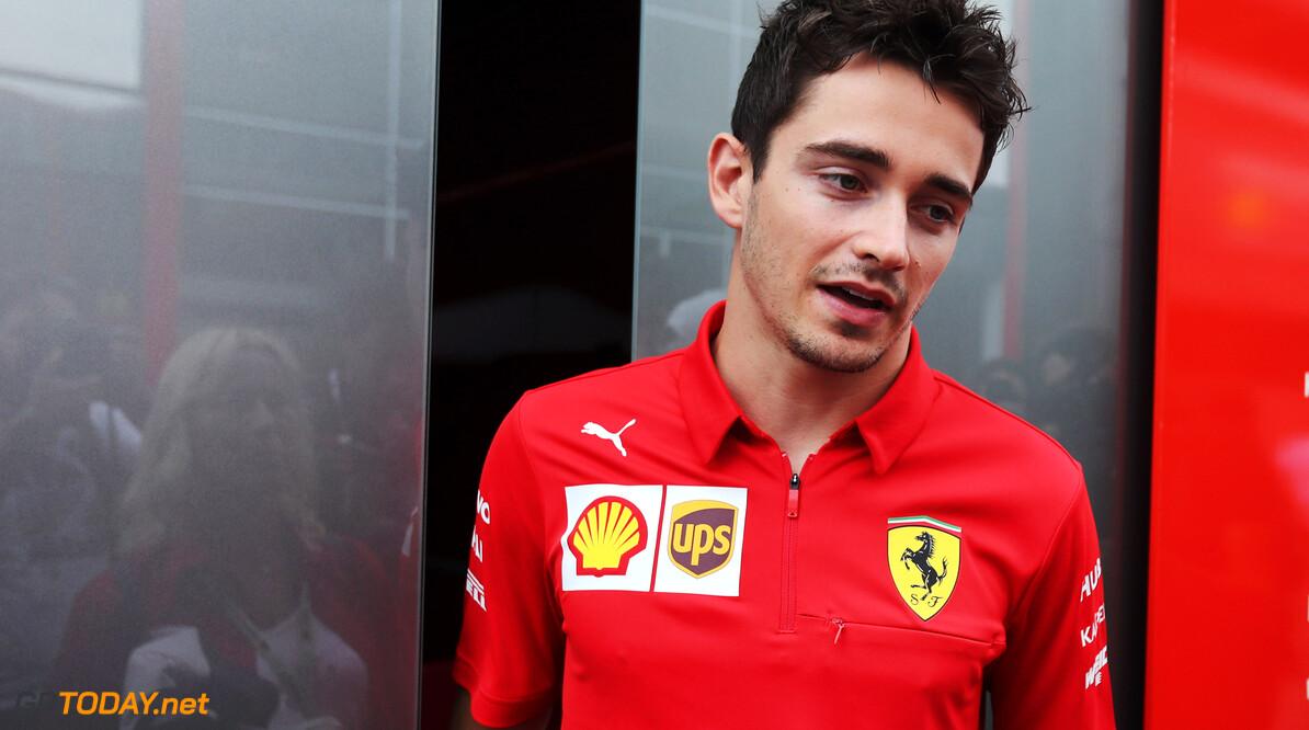 """Leclerc: """"Kreeg helaas niet de kans te laten zien hoe snel we waren in Q3"""""""