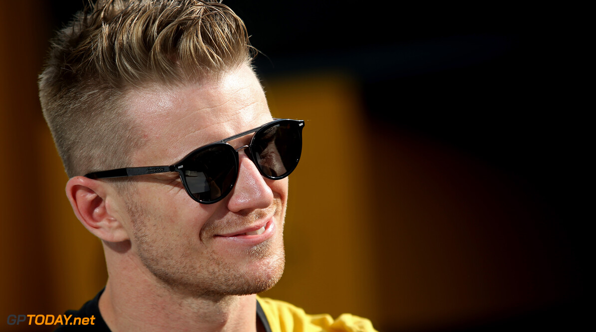 Formula One World Championship Nico Hulkenberg (GER), Renault Sport F1 Team 