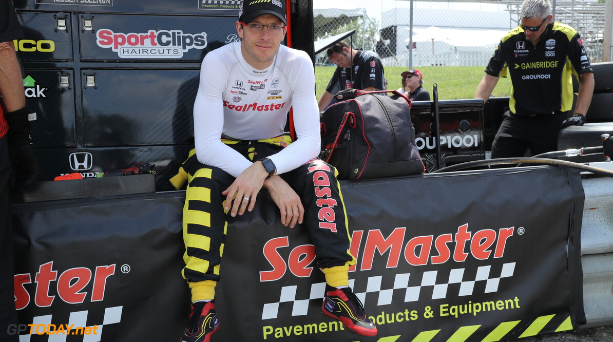 Chris Jones Lexington USA  2019 Honda Indy 200 at Mid-Ohio