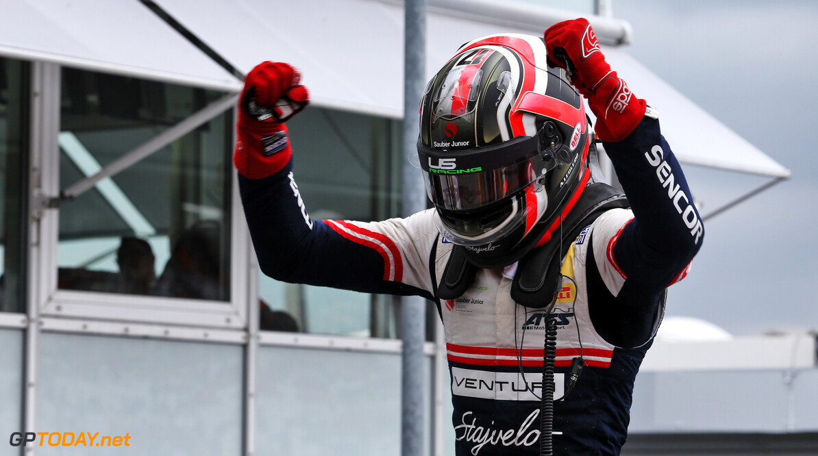 Broertje Charles Leclerc per 2020 onderdeel van Ferrari Driver Academy